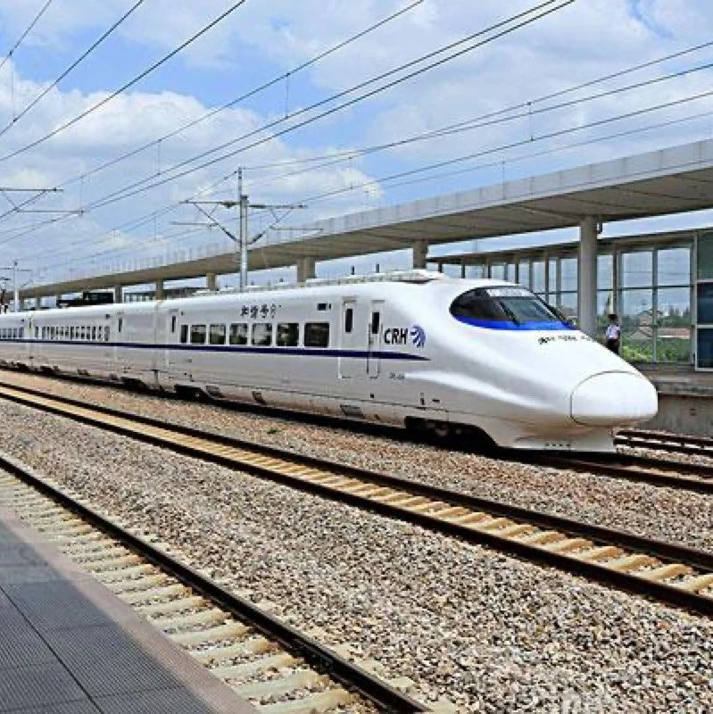 广西铁路增4对动车组 防城港至北海将首次动车直达