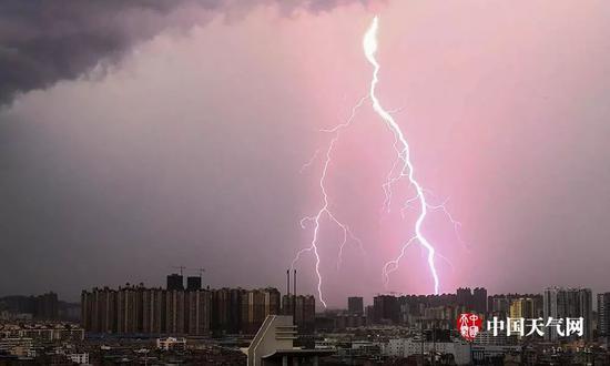 一张图了解雷电防御!被雷击后的急救办法一定要记牢