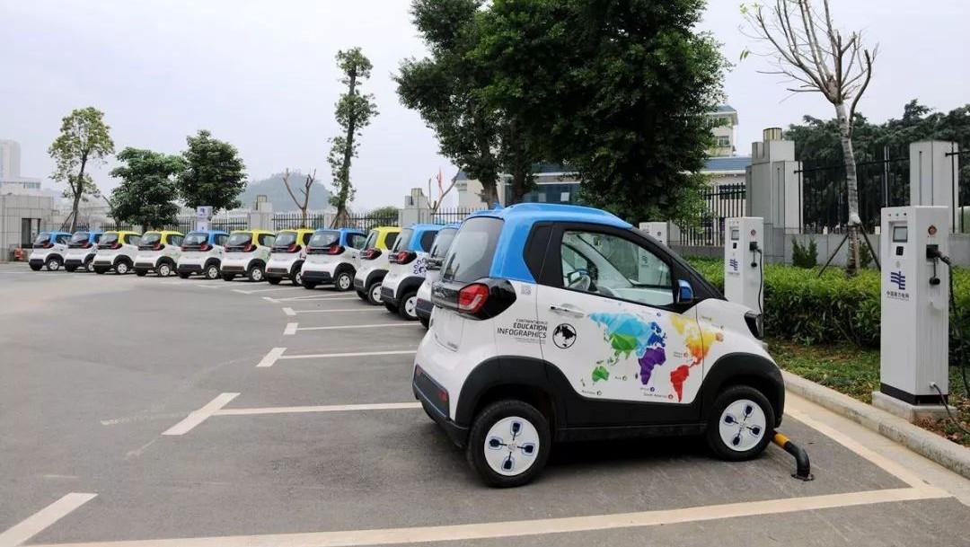 柳州:新能源汽车的各种福利到了!28日起实施
