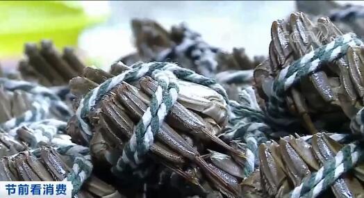 广西大闸蟹9月中下旬陆续上市 中秋国庆品蟹才最美