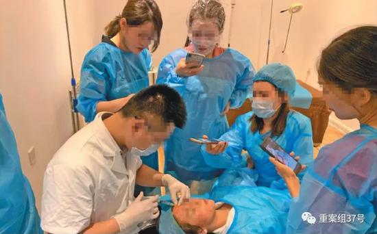 微整形速成班:学员互扎致出血淤青 禁药假证一条龙
