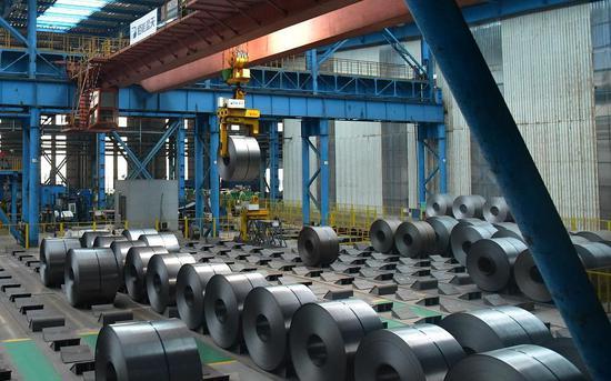 一批巨型钢铁项目落地 广西钢铁产能两年内有望翻倍