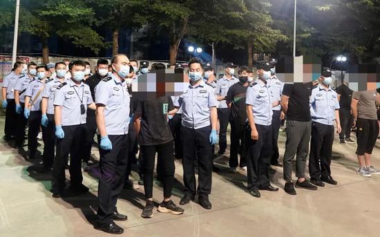 78人落网!广西破获一起特大组织偷渡案