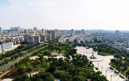 """合浦县被正式授予新一届""""中国长寿之乡""""称号"""
