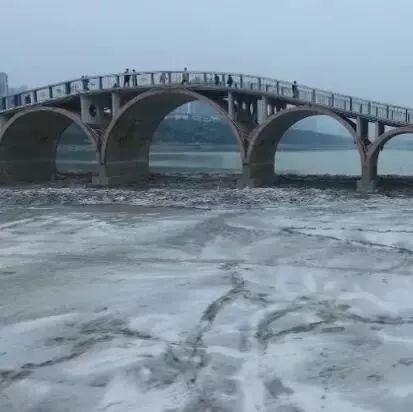 南宁:南湖没水了?南湖公园水质改善项目正式开工