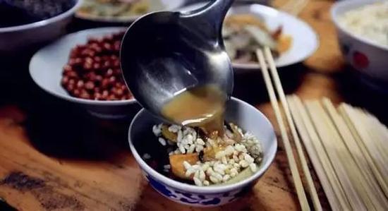 ▲三江油茶