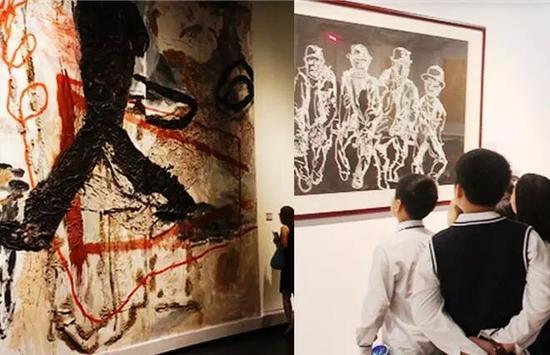 去广西美术馆可以欣赏艺术珍品