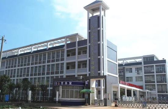 良庆区五象湖初级中学