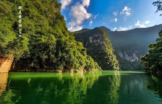广西来宾:在神仙居住的地方 遇见明朝王族后人(图)