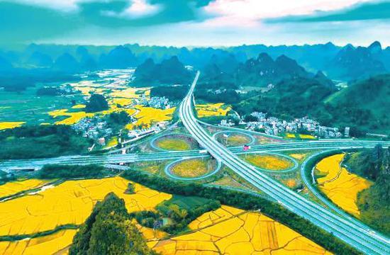 """边关风情、滨海度假……""""双节""""玩转广西路线这样走"""