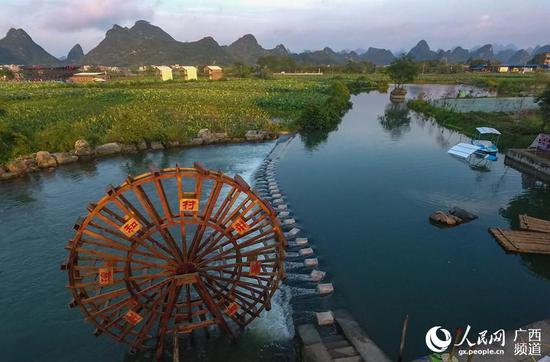 柳州市柳江区大手笔推进旅游产业大发展2