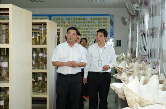 自治区农业农村厅党组成员、总农艺师李如平出席活动并指导工作