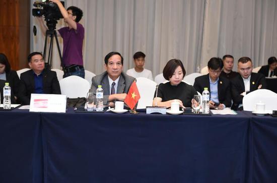 东博会秘书处举行第15届东博会筹备工作会