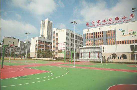 南宁18所新建公办中小学将投入使用 新增2.73万个学位