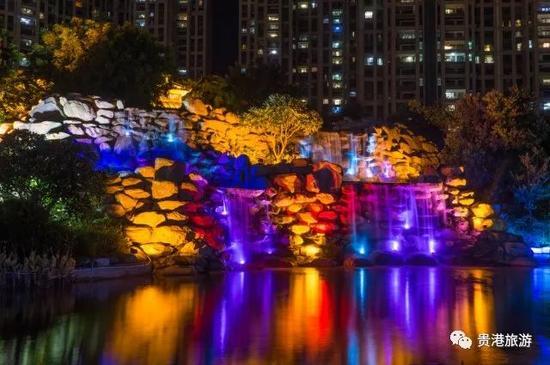 在民族文化公园里看八景 与贵港文化偶遇(图)