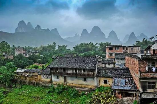 从美景到美食 桂林这个古老的小镇来了就不想走(图)