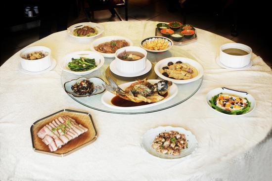 10-12人宴
