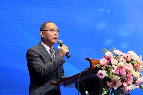 中国电信股份有限公司广西分公司 党委书记 总经理 叶松华 先生