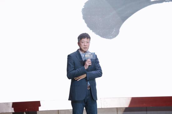 新浪广西总经理杨少峰在会上深情回顾了新浪广西这5年