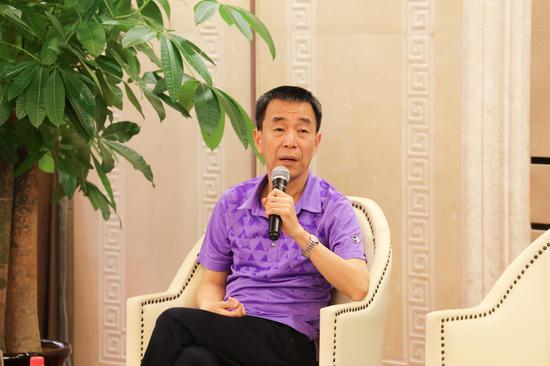广西潮起投资董事长李海。