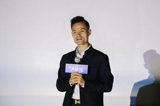 傅海棠正在做《商品价值投资之路-大变局下的大宗商品投资策略》主题演讲。