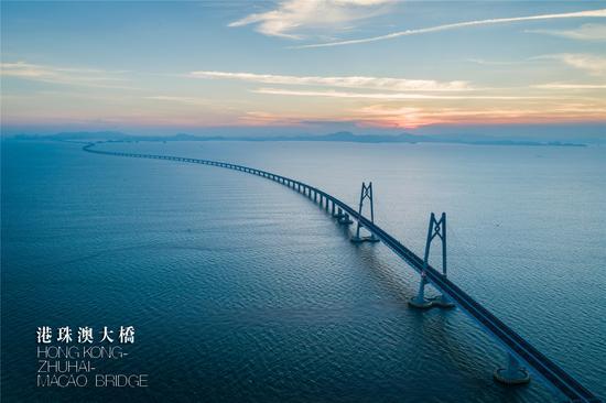 《港珠澳大桥》剧照