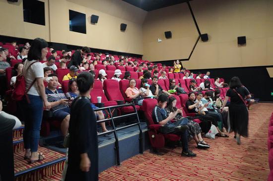 《追龙II》超前看片会得到影迷热烈响应