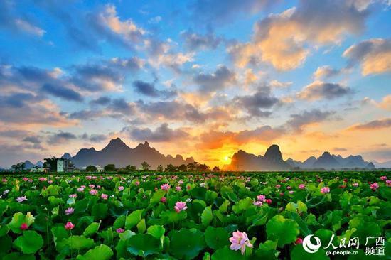 柳州市柳江区大手笔推进旅游产业大发展