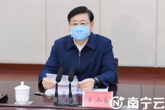 王小东主持召开市委常委会暨市扶贫开发领导小组会议