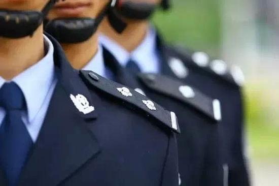 正名书来了!广西14位警察曾遭侮辱谩骂殴打不实举报