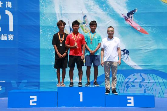 2021年全国冲浪(长板)锦标赛