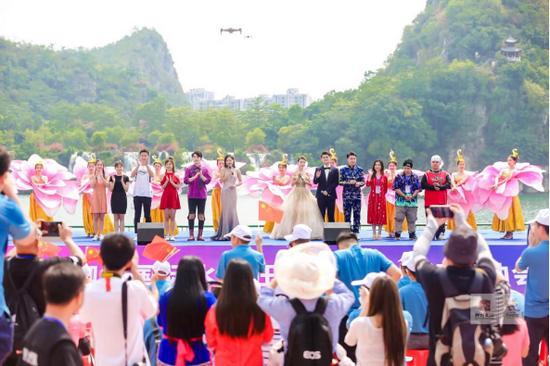 2021中国柳州国际水上狂欢节暨水上休闲运动会今天