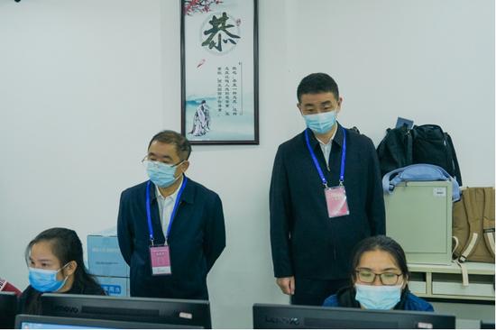 2021年国家统一法律职业资格考试今日开考 广西2万余名考生报名参加