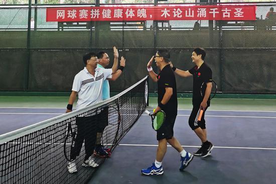 """第五届""""南亚电器杯""""广西网球邀请赛结束"""