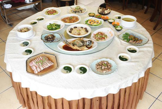 12-16人宴