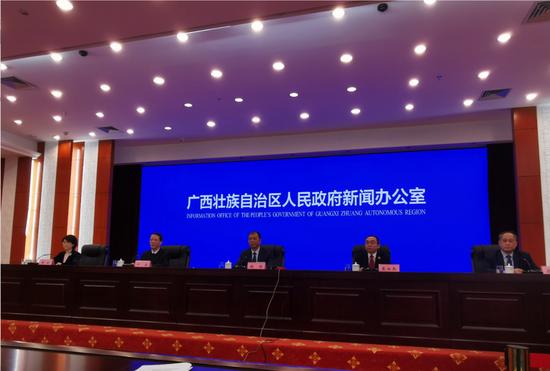 广西进一步优化营商环境 破解企业投资生产难点