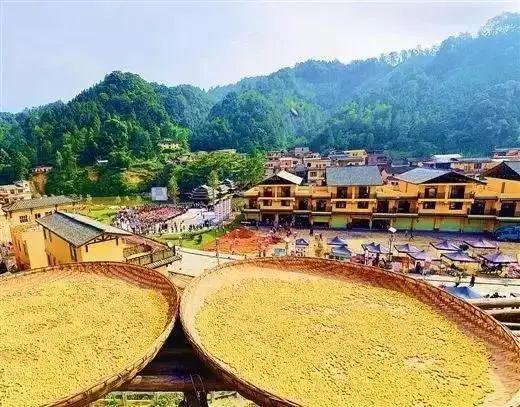 梧州这些人少景美的古村古镇 你去过多少个(图)