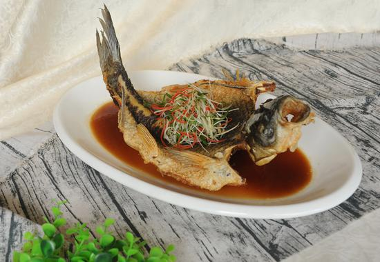 桂东油泡贺江鱼