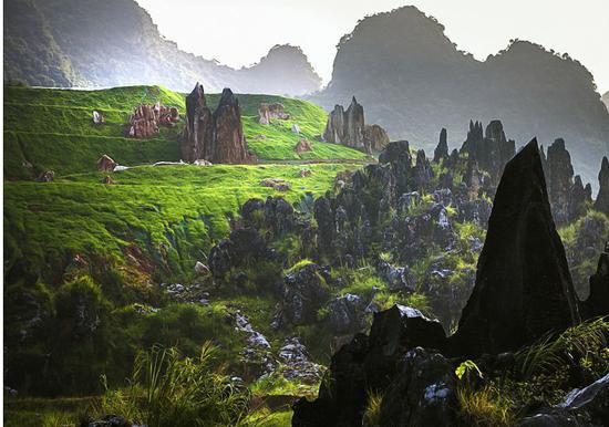 广西又一条最美自驾线路来了!一路穿越古镇、峡谷