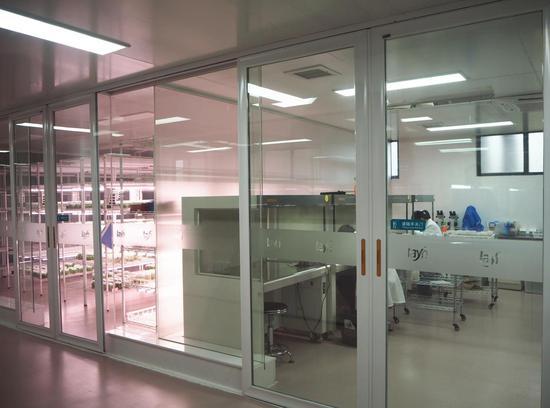 桂林莱茵生物科技股份有限公司实验室