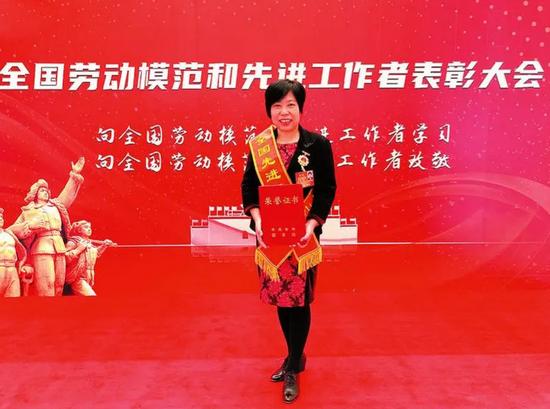"""点赞!广西一教授获""""2020年全国先进工作者""""荣誉称号"""