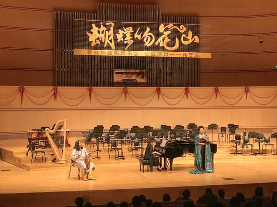 青年马头琴演奏家朝克吉勒图与慕林林