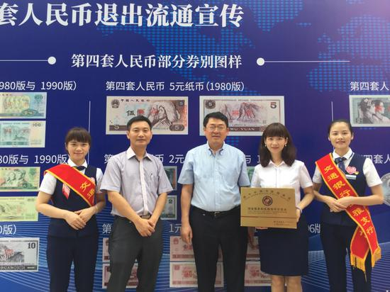 交通银行广西区分行积极参与南宁中国东盟商务区现金服务和反