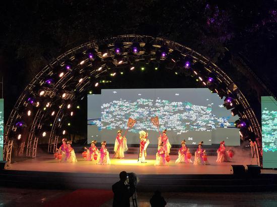 第九届桂林国际山水文化旅游节活动现场(黄耀林/摄)