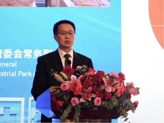 """中国—东盟产能与投资合作暨中马""""两国双园""""合作升级推介会在南宁举行"""