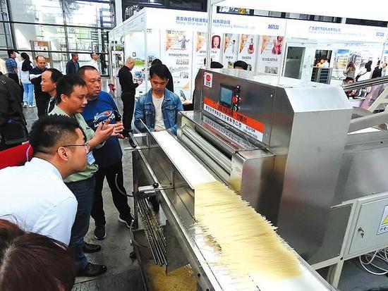 小米粉 大市场!首届世界米粉大会大受行业赞誉