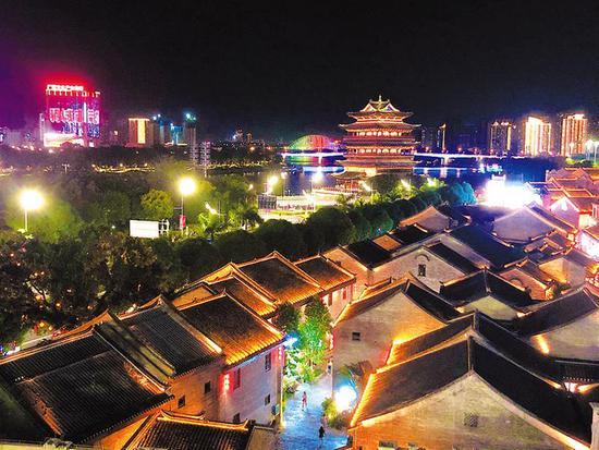 夜食夜购夜娱夜健 南宁市将打造8个夜间经济集聚区