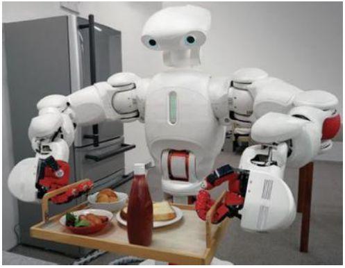 工业再设计:让机器人拥有灵巧的手臂