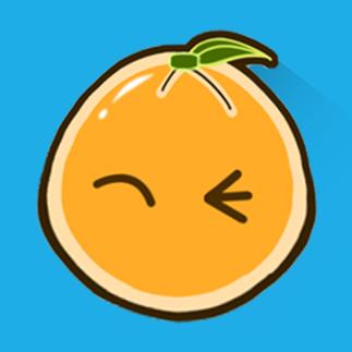 快手柚子头像卡通图片