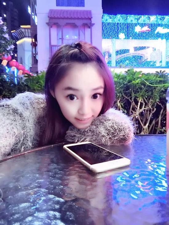 网红模特 韩芯瑞